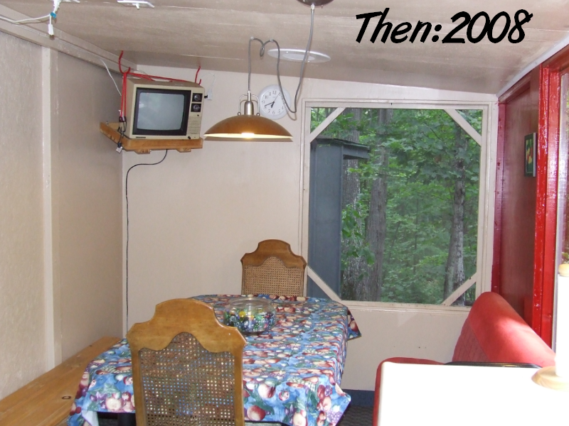 then & Now - inside Deck 01.1
