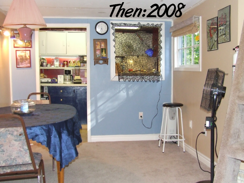 then & Now - inside Kitchen 01.1